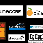 distribution logos